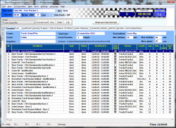 Race Manager - timing software for timekeepers.